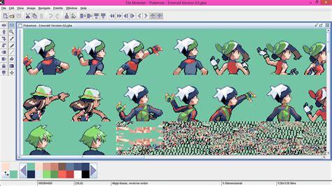 [Tutorial] Edit Trainer Backsprites in Pokemon Emerald ...