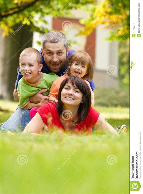 Mv Family Happy Family happy family royalty free stock photography image 17772277