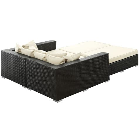 outdoor lounge bed houston outdoor lounge bed modern furniture brickell