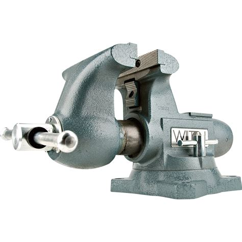 wilton bench vice wilton tradesman bench vise 6 1 2in jaw width model