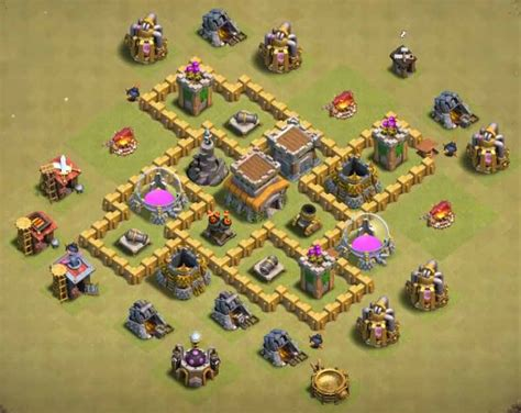 layout coc anti giant top 8 best th5 war bases anti giants healers balloons 2018