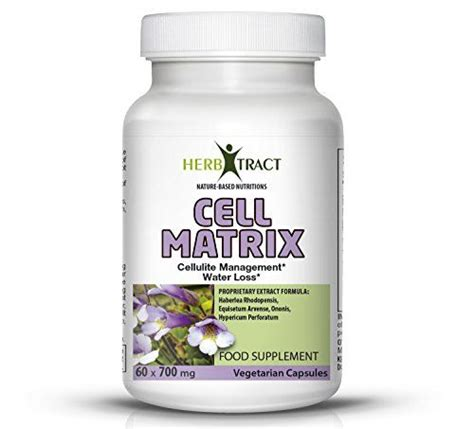 Cellulite Detox Capsules by Anticellulite And Antioxidant Powerful Pills Blend