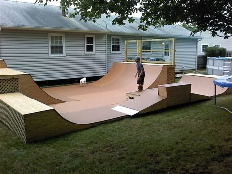 backyard skatepark plans skateboard r plans for sale woodworking projects plans