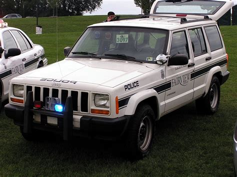 police jeep cherokee york county