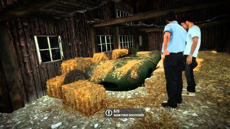 Forza Horizon Barn Finds Cars Forza Horizon Bunker Barn Find Location Youtube