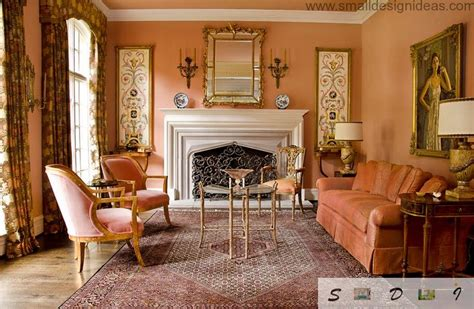 Classic Paint Colors For Living Room by Classic Living Room Design Ideas