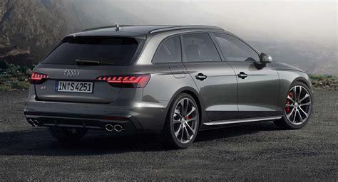 2020 Audi S4 by 2020 Audi A4 Facelift Gets Tweaked Looks And Diesel S4
