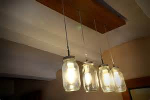 How To Make A Pendant Light Fixture How To Make Diy Jar Chandelier With Pictures Wikihow