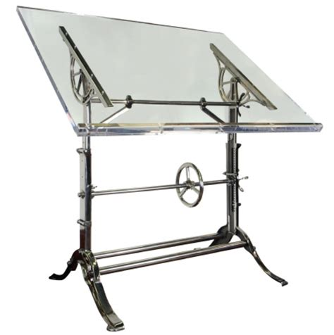 The Drafting Table The Modern Sophisticate Archaeology Architectural Salvage Drafting Table