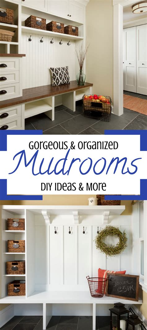 mudroom pictures diy farmhouse mudroom ideas january