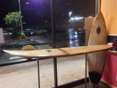 Surfboard Bar Table Pin By On Restaurant Design Pinterest