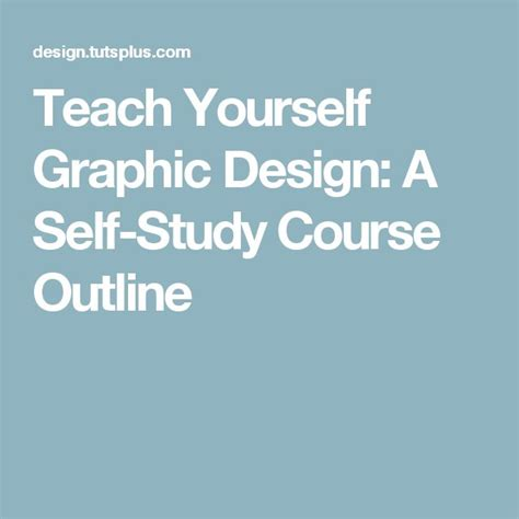 Accme Self Study Outline by 25 Best Ideas About Graphic Design Logos On