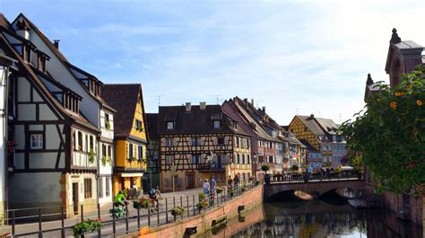 most beautiful town in france colmar in alsace susan on the road ageless globetravels