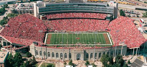 lincoln nebraska memorial stadium of nebraska memorial stadium skybox dlr