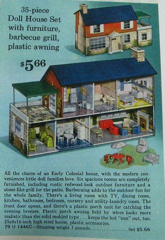 dollhouse i m just a 83 best marx dollhouses images on