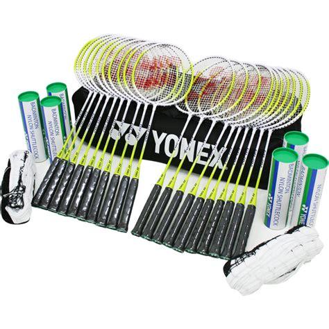 Raket Yonex Set yonex 20 racket gr202st badminton set