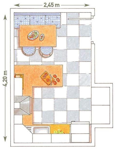 cocinas planos plano de cocina con medidas planos planos