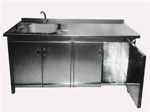 Stainless Steel Kitchen Sink Cabinet China Cabinet With Sink Ptcs 715 China Cabinet