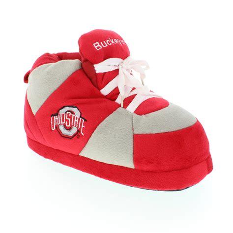 ohio state slippers comfy ncaa ohio state buckeyes small slipper