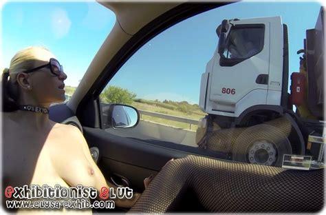 Flashing While Driving