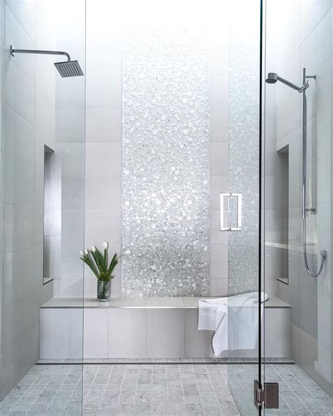 Glass Tile Ideas For Small Bathrooms by Awesome Shower Tile Designs And Add Small Bathroom Remodel