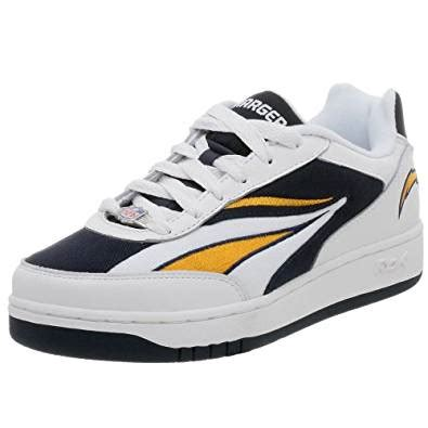 reebok s nfl recline ph chargers sneaker