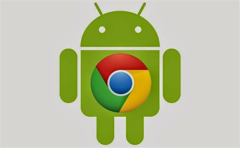 chrome apk 5 fa 231 ons pour de fusionner chrome et android
