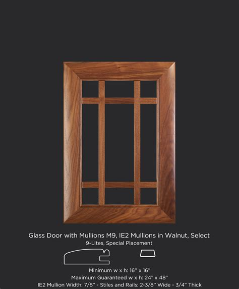 Mullion Cabinet Doors Mullion And Glass Cabinet Doors Taylorcraft Cabinet Door Company