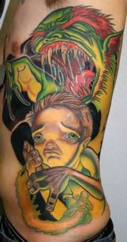 extreme dragon tattoo dangerous extreme dragon tattoo