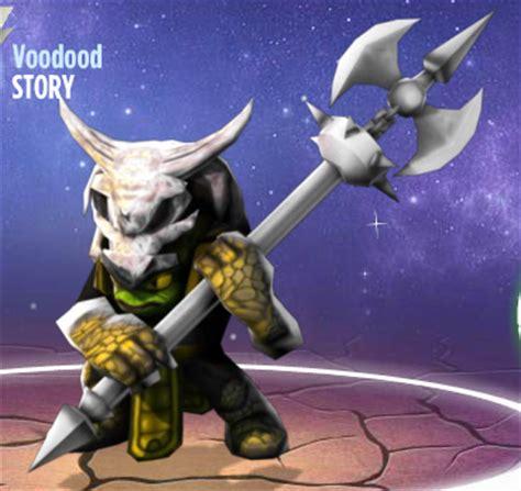 Kaos Voodoo image skylanders voodood png portal masters of