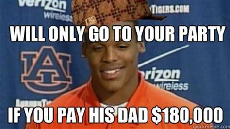 Cam Newton Memes by Cam Newton Is A Douchebag Memes Westword