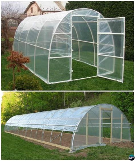 how to build a backyard greenhouse best 25 pvc greenhouse ideas on pinterest