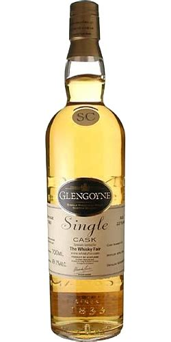 Rij 55280 Bigsize glengoyne 1981 the whisky fair whiskybase