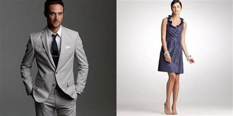 10 fabulous semi formal attire for men and women