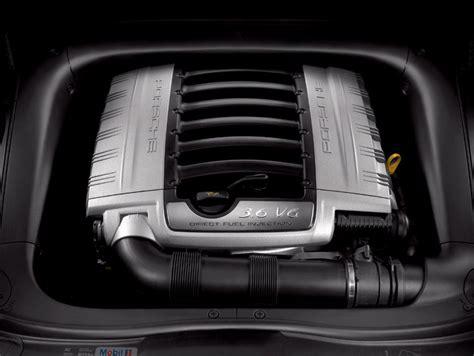 2009 porsche cayenne 3 6l v6 engine picture pic image