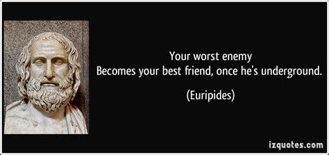 worst enemy quotes quotesgram