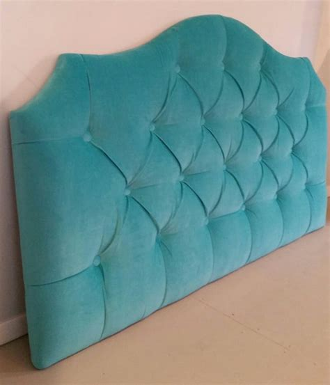turquoise tufted headboard best 25 turquoise headboard ideas on pinterest teal