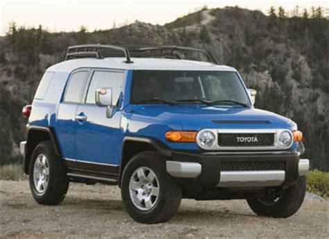 how to fix cars 2007 toyota fj cruiser electronic valve timing 2007 toyota fj cruiser review