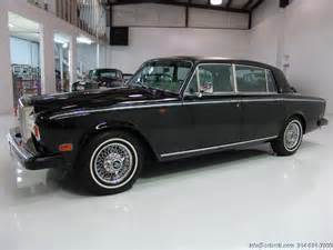 Rolls Royce Silver Wraith Ii Rolls Royce Silver Wraith Ii Information And Photos