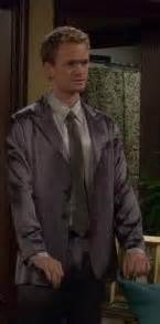 Barney Stinson Wardrobe by Barney Stinson The Suited Of Style The Stiletto