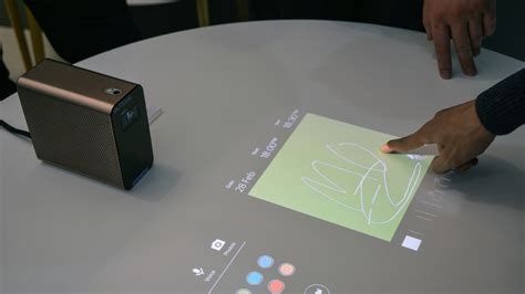 Second Projector Sony sony xperia touch receives android 7 1 1 nougat android news