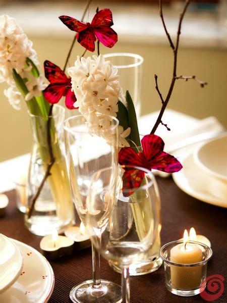 tavola romantica le tavola romantica con le farfalle casa e trend