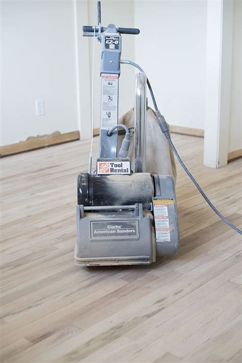 how to refinish hardwood floors like a pro room for tuesday