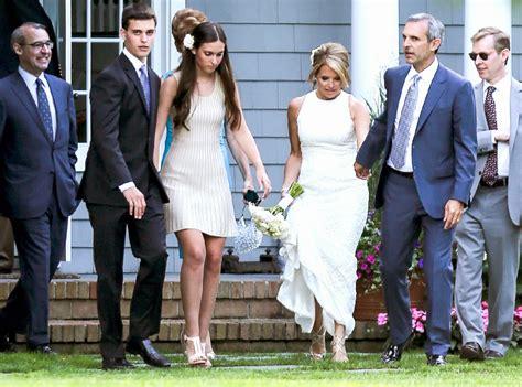 katie couric queen elizabeth red carpet wedding katie couric and john molner red