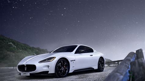 all white maserati 30 maserati granturismo wallpapers high resolution download