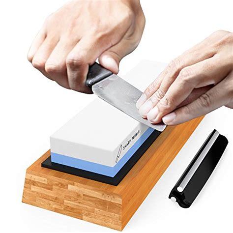 best whetstone for kitchen knives premium knife sharpening stone 2 side grit 1000 6000