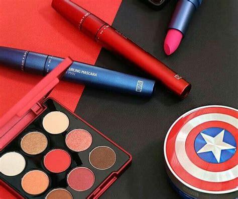 Line Karakter Lipstik korean makeup brand collaborates with marvel fame focus