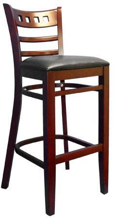 outdoor bar stools houston beechwood houston back bar stool