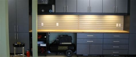 Kitchen Cabinets In Garage How To Use Kitchen Cabinets In Garage