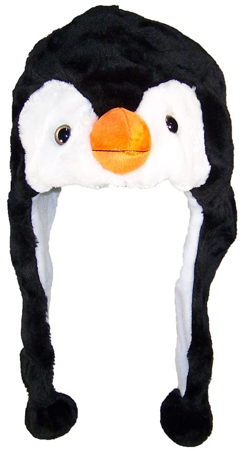 Animal Hat Pinguin Murah best winter hats penguin animal character ear flap hat